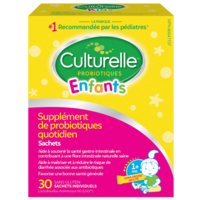 Culturelle® Probiotics Kids Daily Probiotic Packets French Package